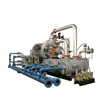 Engineered API Centrifugal Compressor