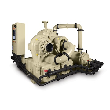 TurboAir60401700kW Centrifugal Compressor