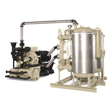 TURBO AIR DryPak Centrifugal Compressor and HOC Dryer
