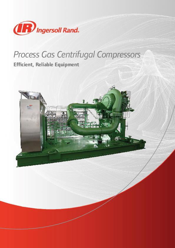 Process Gas Centrifugal Compressors Brochure A4