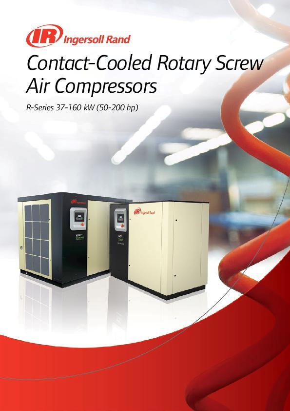R-Series 37-160 kW Brochure A4