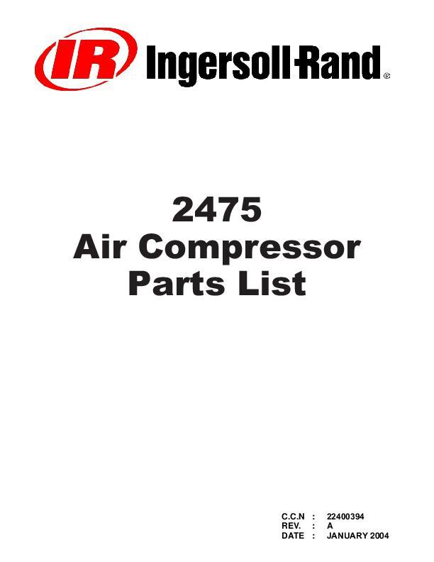 en-2475-air-compressor-parts-list