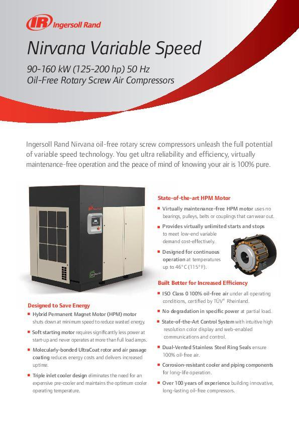 Nirvana-Oil-free-Rotary-Screw-Air-Compressors-2012-EN