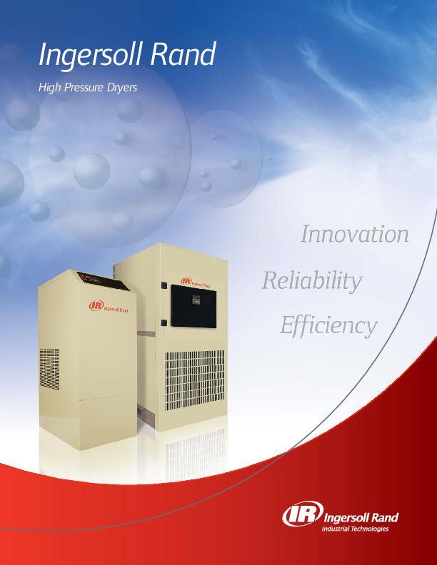 High-Pressure-Cycling-Refrigerated-Dryers-15-188-m3min-525-6635-cfm-High-Pressure-Dryers-Brochure