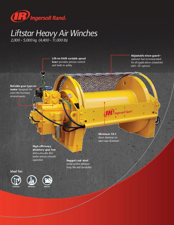 IRITS0615076Liftstar Heavy Air Flyer