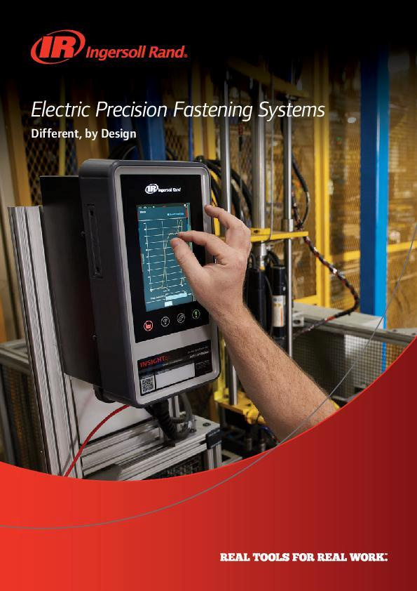 Electric Precision Fastening Systems EUEN Web