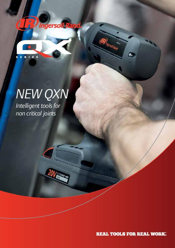QX Series - New QXN EUENWEB  flyer