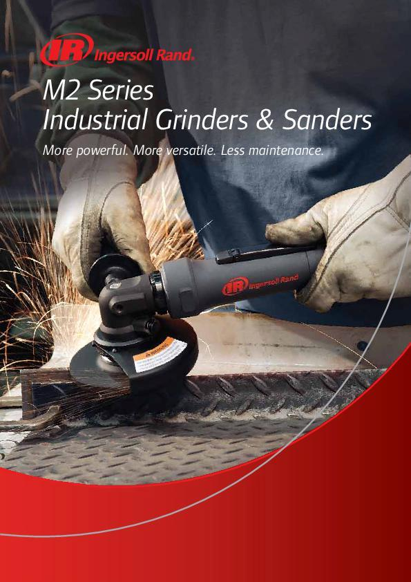 Industrial Grinders and Sanders M2 Series